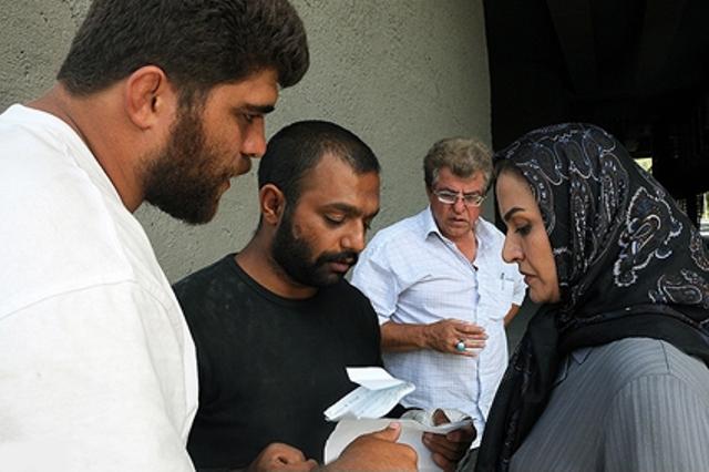 امیرحسین ثقفی.فیلم همه چیز برای فروش.مریلا زارعی. صابر ابر