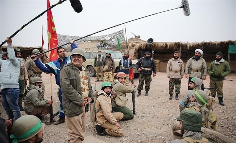پشت صحنه فیلم معراجی ها مسعود  ده نمکی