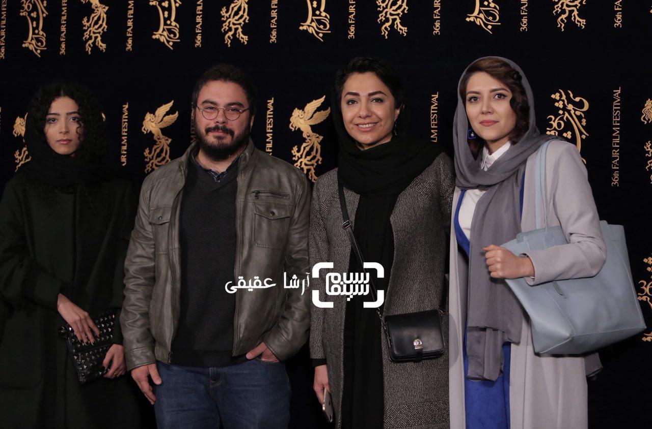 گزارش تصویری اکران و نشست فیلم «جشن دلتنگی» در جشنواره فیلم فجر36