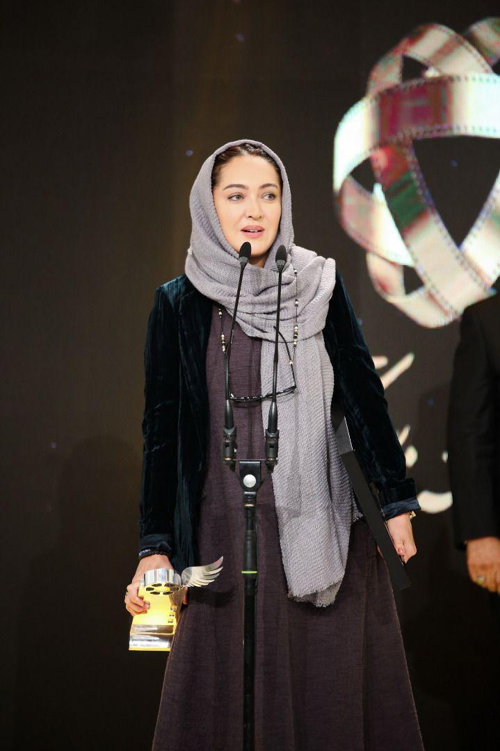 برگزیدگان نخستین آئین سپاس تهیه کنندگان سینمای ایران