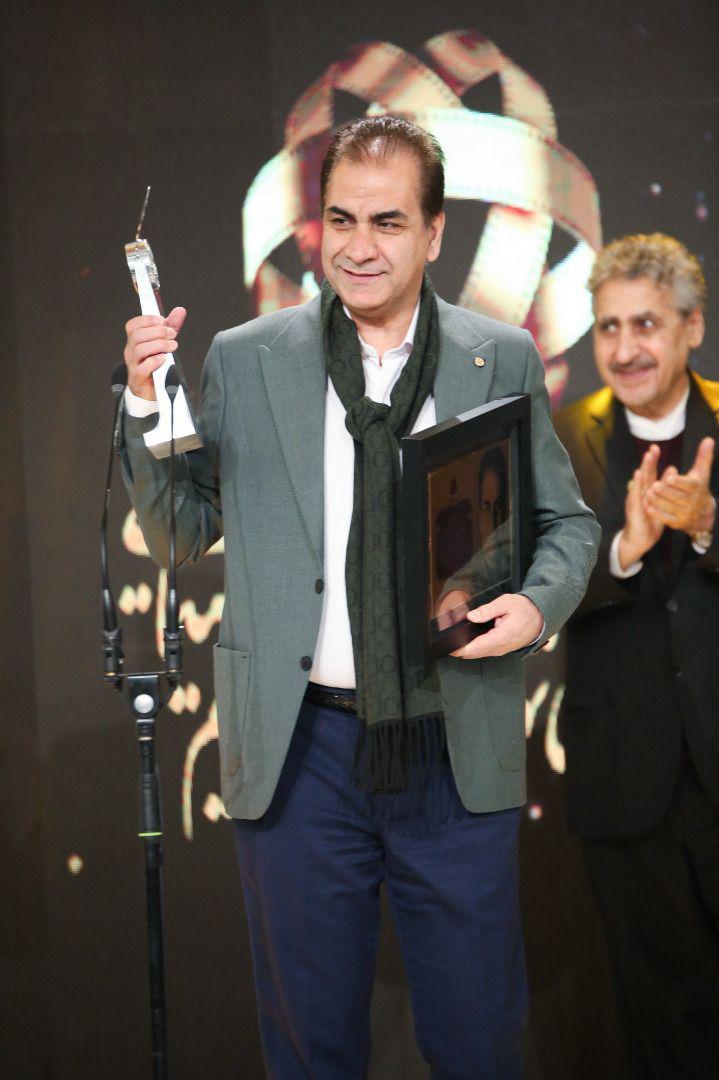 نخستین آئین سپاس تهیه کنندگان سینمای ایران