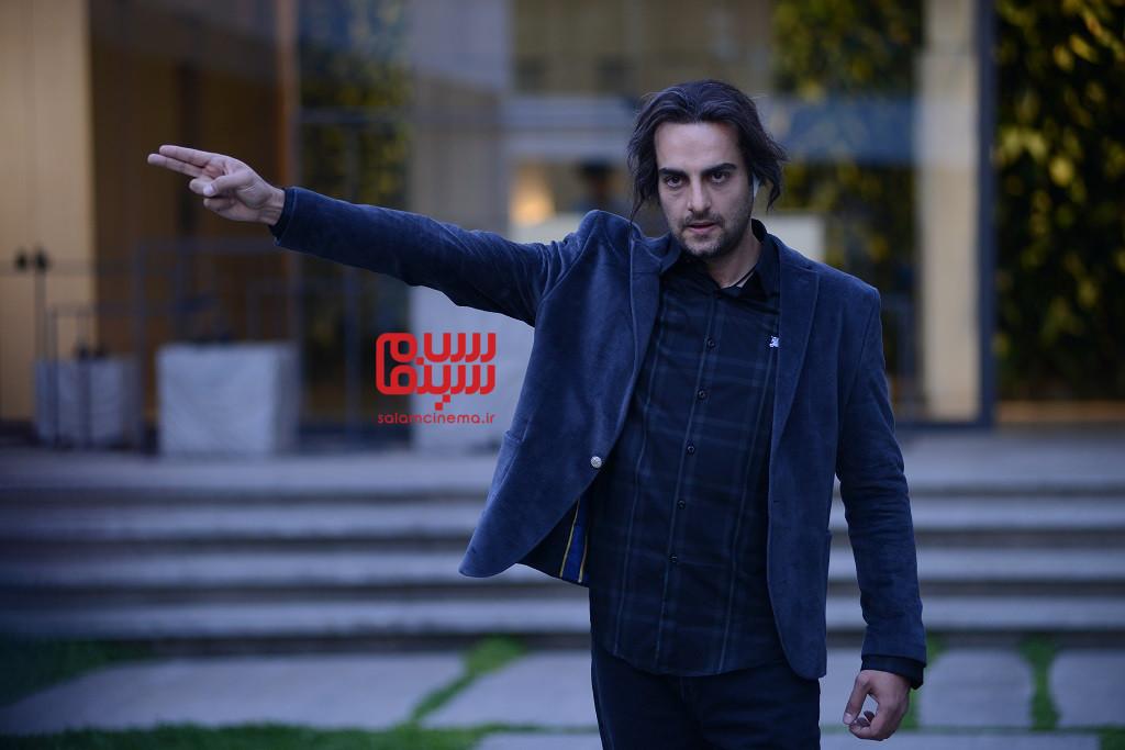 عکسهای جدید از قسمت ششم سریال «رقص روی شیشه» حامد کمیلی