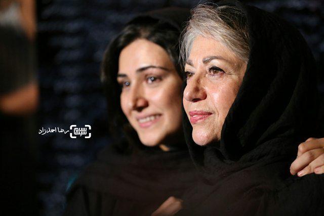 حمایت رخشان بنی اعتماد از حسن روحانی در انتخابات ریاست جمهوری 96