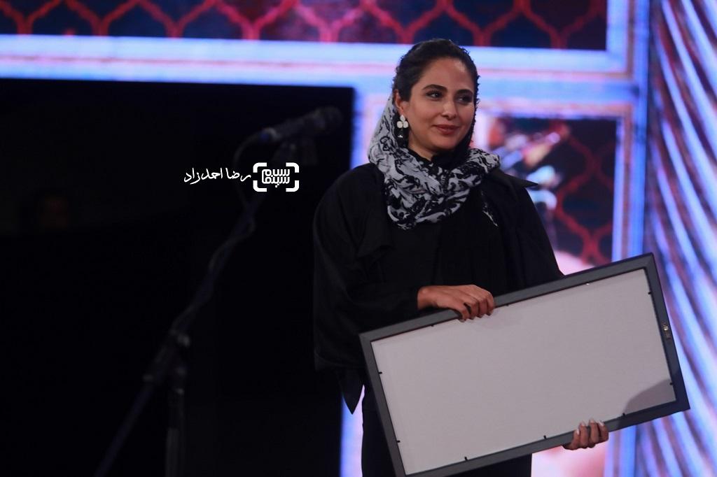 رعنا آزادی ور/ بیست و یکمین جشن خانه سینما/ گزارش تصویری 2