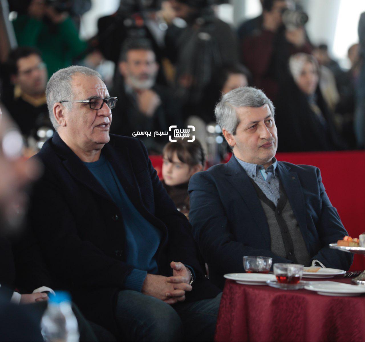 قرعه کشی برنامه نمایش فیلمهای جشنواره فجر 37/ گزارش تصویری