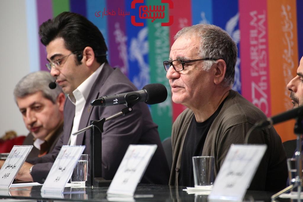 رسول صدرعاملی گزارش تصویری اکران و نشست فیلم «سال دوم دانشکده من»
