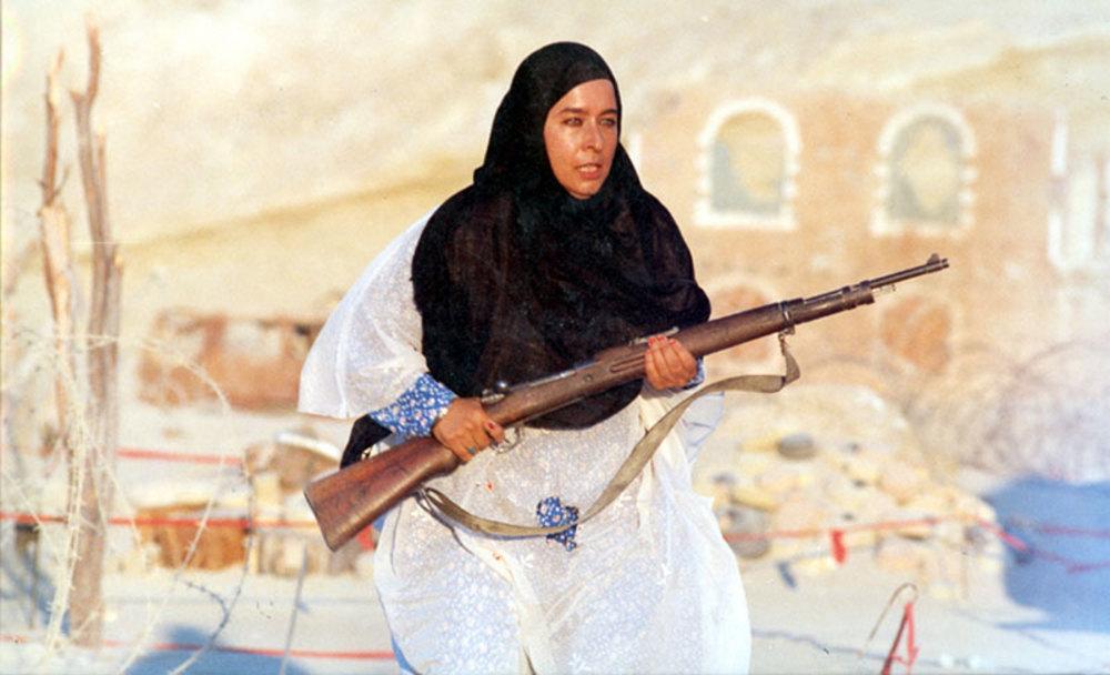 روبان قرمز- قهرمانان زن سینمای دفاع مقدس