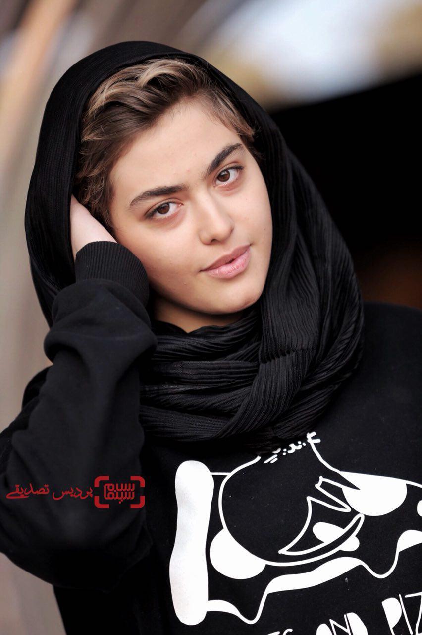 ریحانه پارسا در سی و پنجمین جشنواره فیلم کوتاه تهران