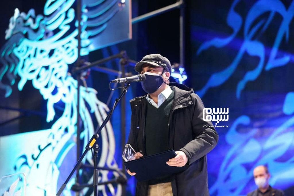 رضا عطاران - سی و نهمین جشنواره فیلم فجر