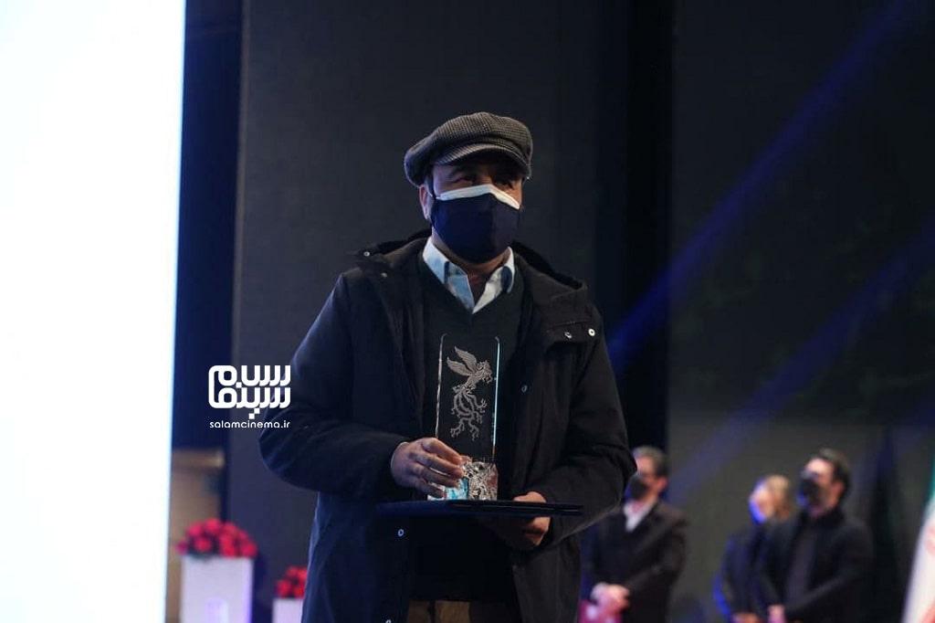 رضا عطاران - بهترین نقش اول مرد - فجر 39