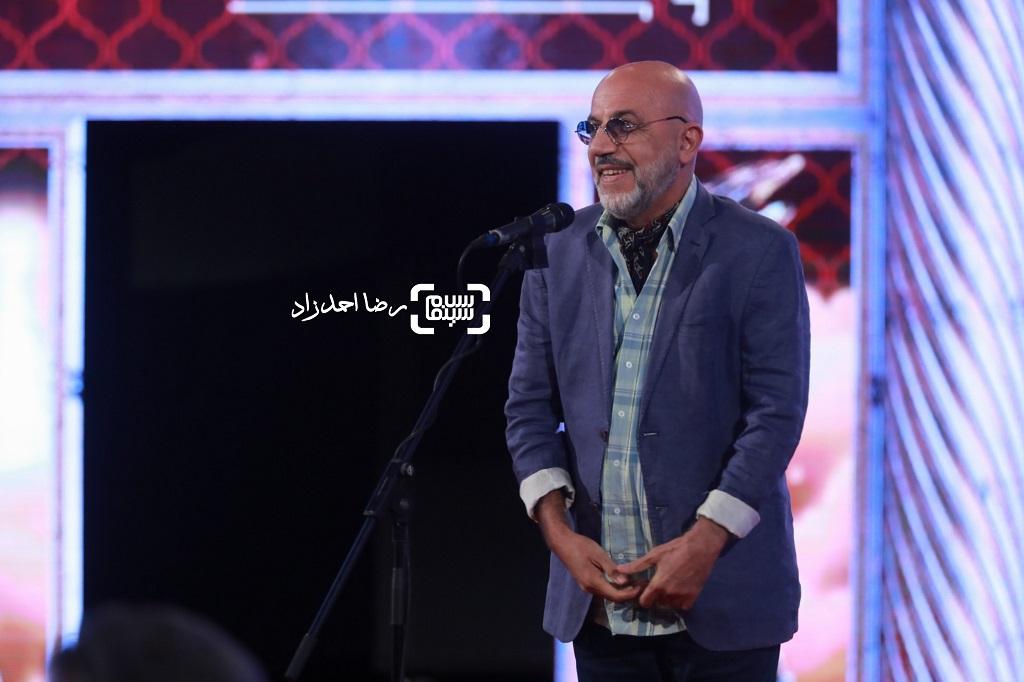 رضا دلپاک/ بیست و یکمین جشن خانه سینما/ گزارش تصویری 2