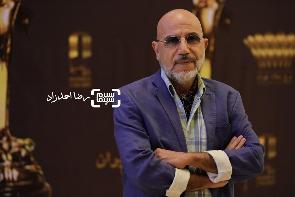 رضا دلپاک در بیست و یکمین جشن خانه سینما/ گزارش تصویری 2