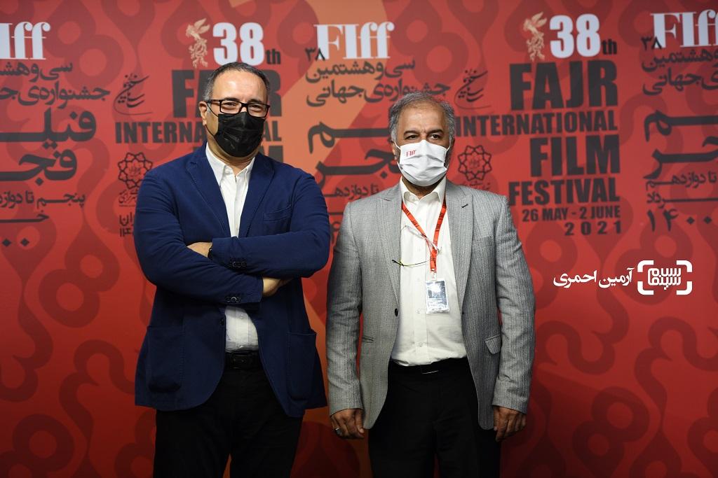 سی و هشتمین جشنواره جهانی فیلم فجر - رضا میرکریمی