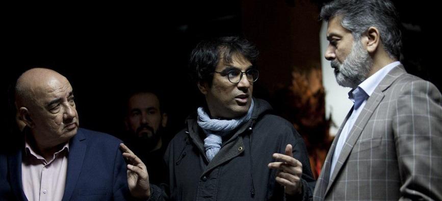 کارگردان «دیدن این فیلم جرم است»:فیلم را تنها ساختیم/ ویدئو