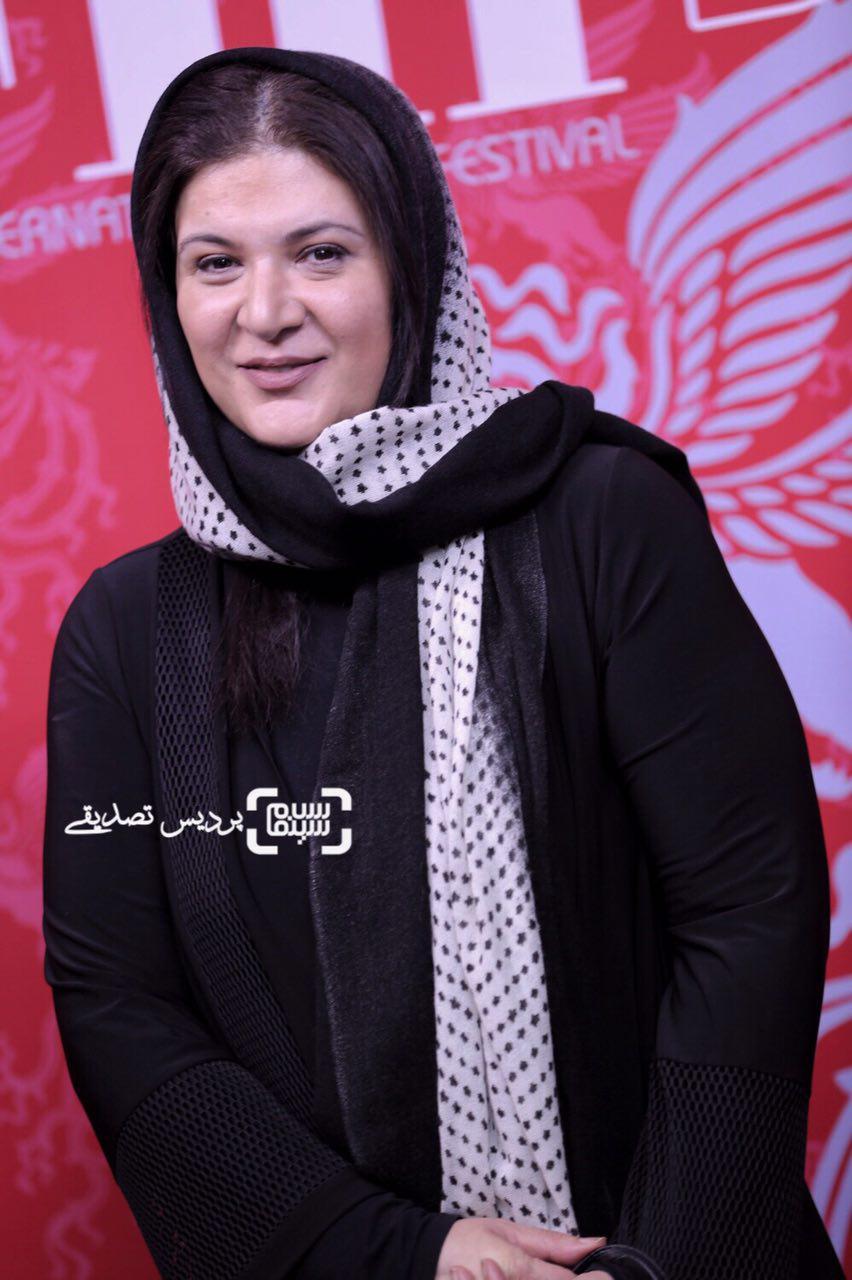 ریما رامین فر در سی و ششمین جشنواره جهانی فیلم فجر