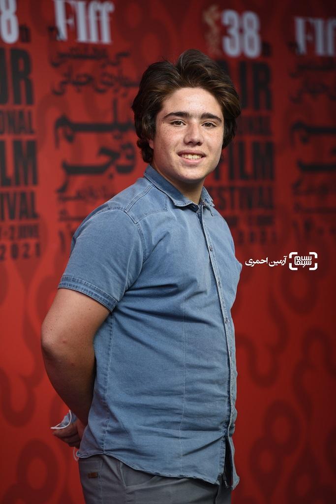 روح الله زمانی - سی و هشتمین جشنواره جهانی فیلم فجر
