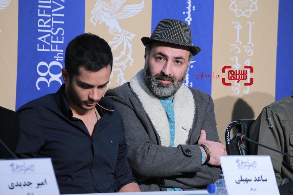 نشست خبری فیلم «روز صفر» در جشنواره فیلم فجر 38