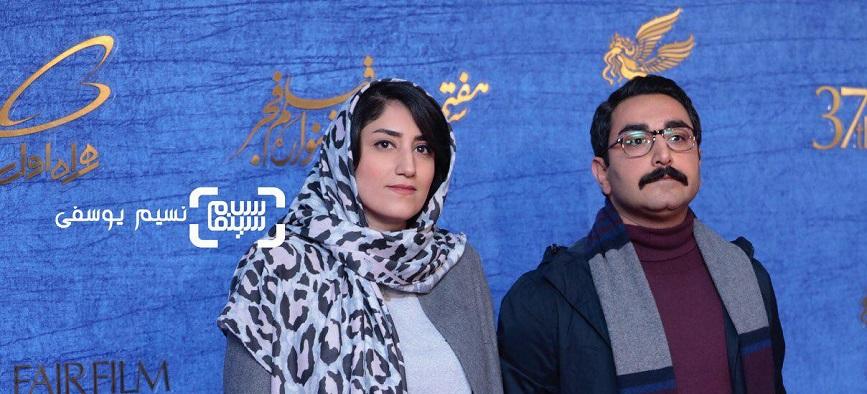 گزارش تصویری اکران و نشست «روزهای نارنجی»/جشنواره فجر 37