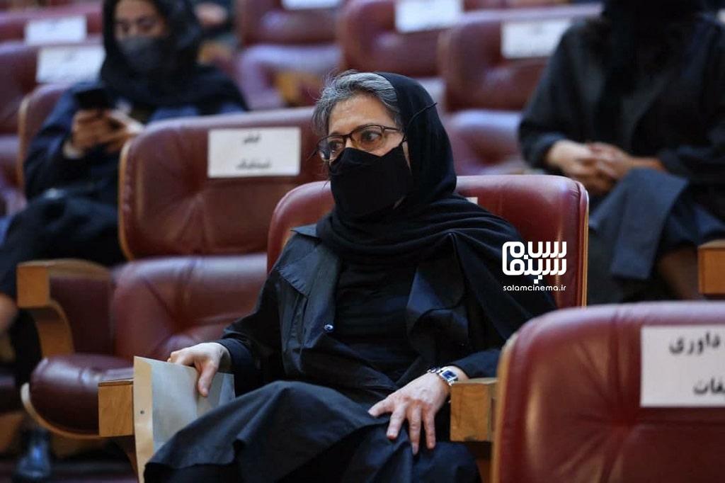 رویا افشاری - اختتامیه سی و نهمین جشنواره فیلم فجر
