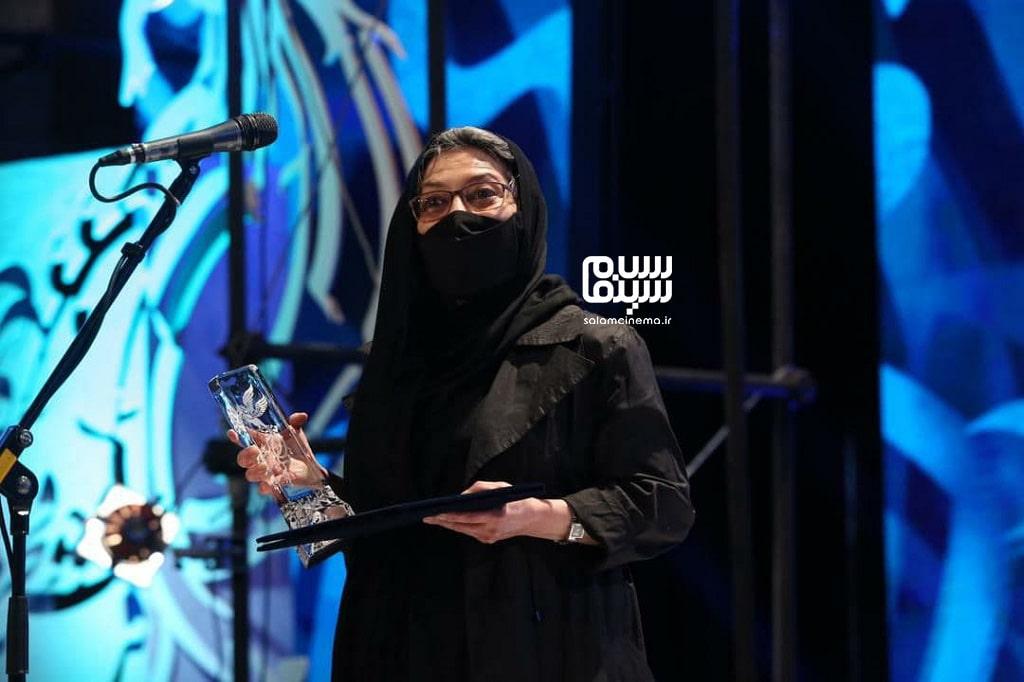 رویا افشاری - فجر 39 - بهترین نقش اول زن