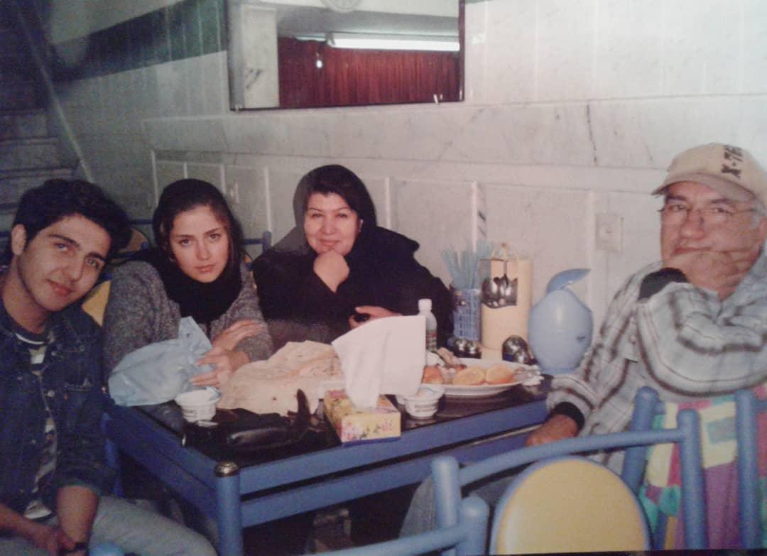 ماجرای تغییر پایان فیلم «رویای خیس»/ عکس قدیمی افسانه پاکرو
