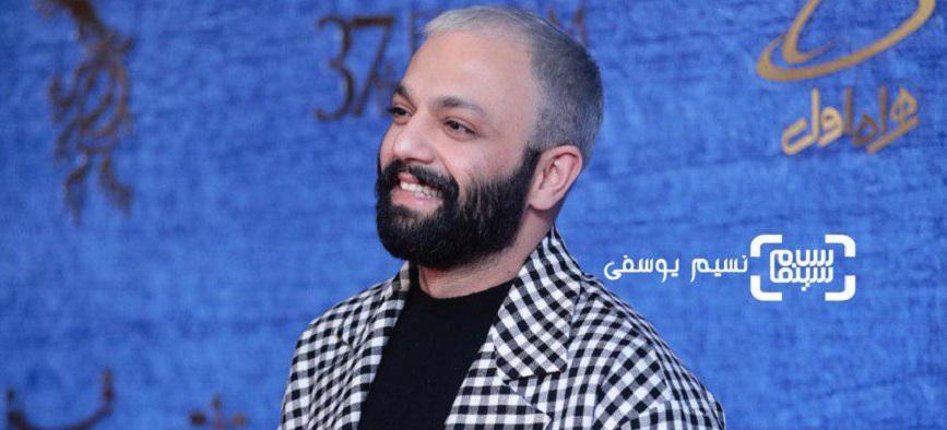 گزارش تصویری اکران و نشست «مسخره باز»/جشنواره فجر 37