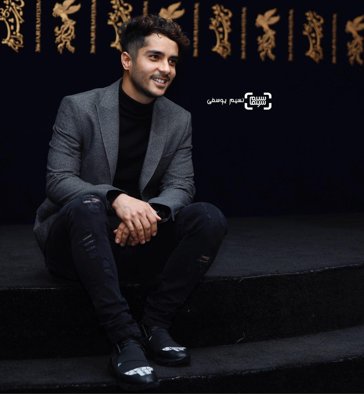 ساعد سهیلی در اکران فیلم «ماهورا» در سی و ششمین جشنواره فیلم فجر