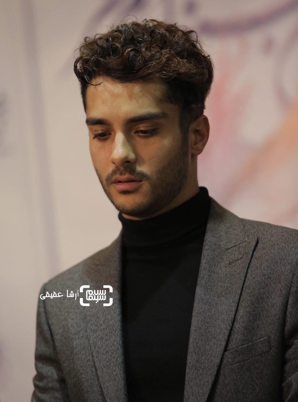 ساعد سهیلی درنشست خبری فیلم «ماهورا» در سی و ششمین جشنواره فیلم فجر