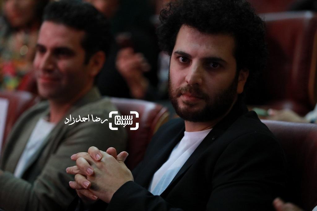 سعید روستایی/ بیست و یکمین جشن خانه سینما/ گزارش تصویری 1