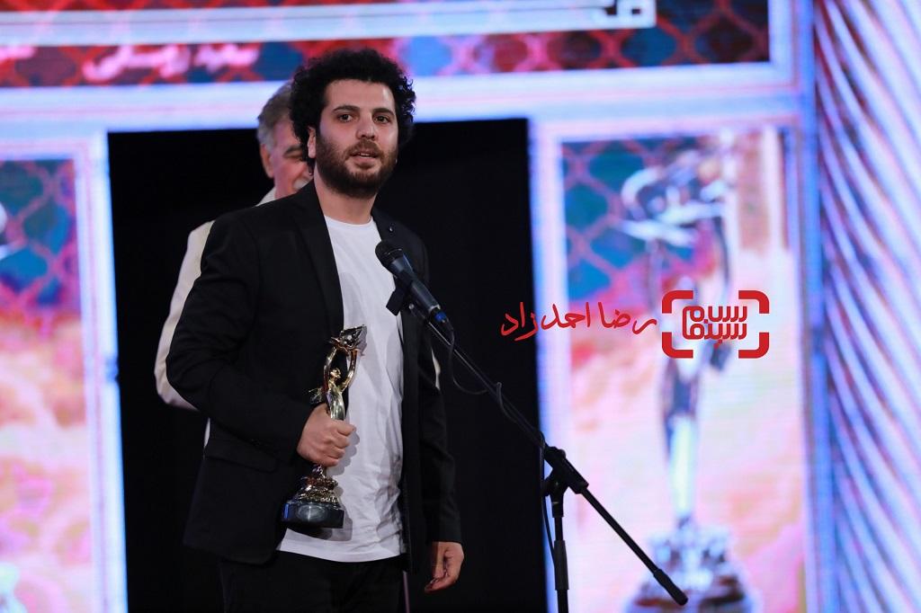 سعید روستایی/ بیست و یکمین جشن خانه سینما/ گزارش تصویری 2