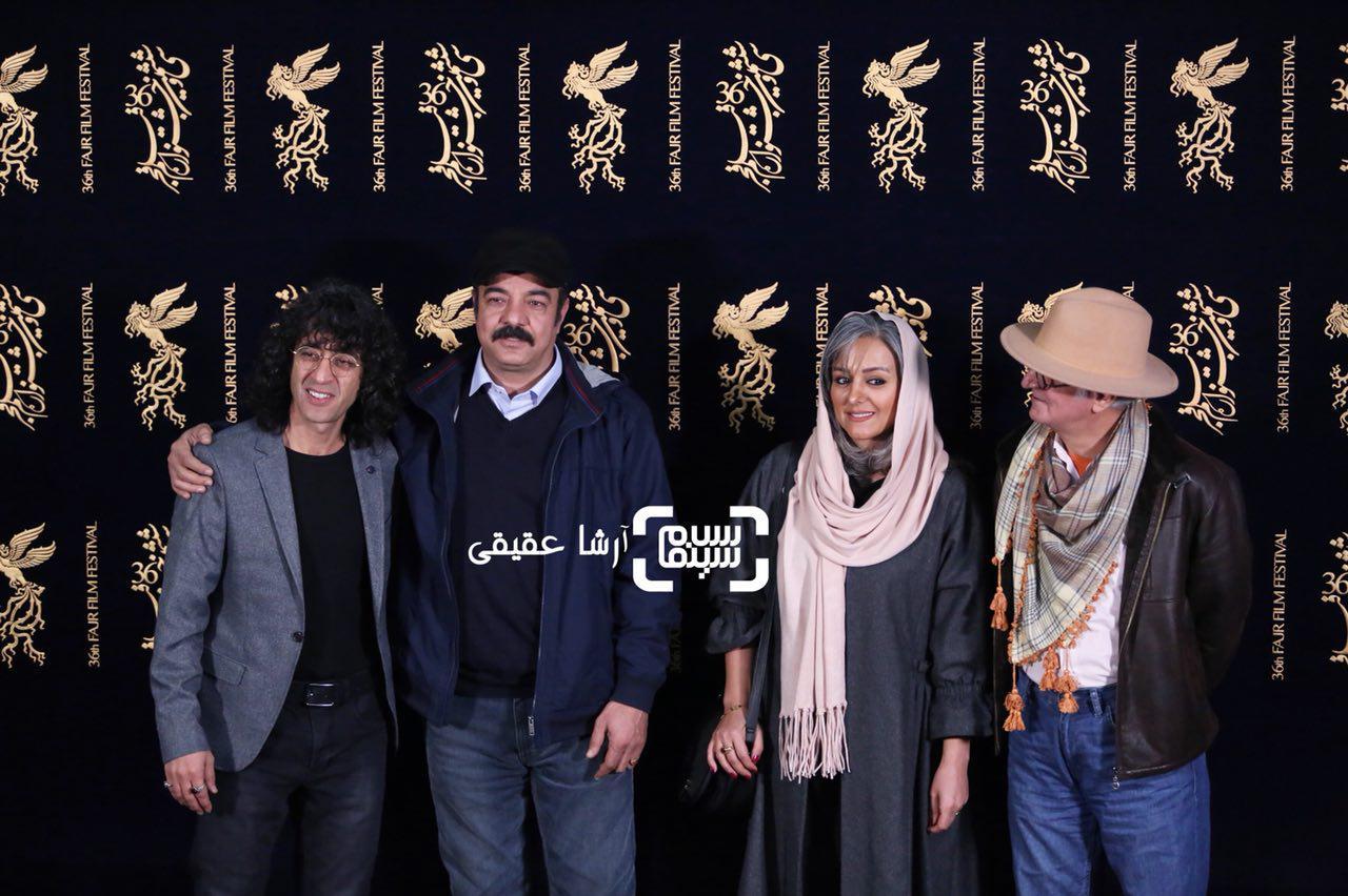 گزارش تصویری اکران و نشست فیلم «کامیون» در جشنواره فجر 36