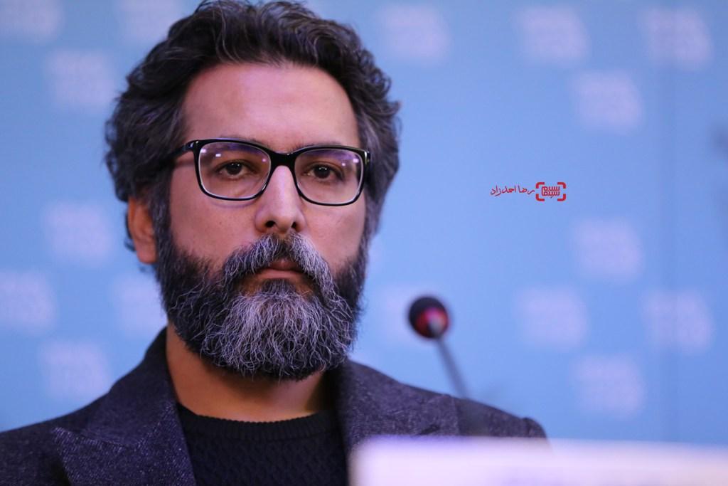 سعید ملکان در نشست فیلم «ویلایی ها» در جشنواره فجر 35
