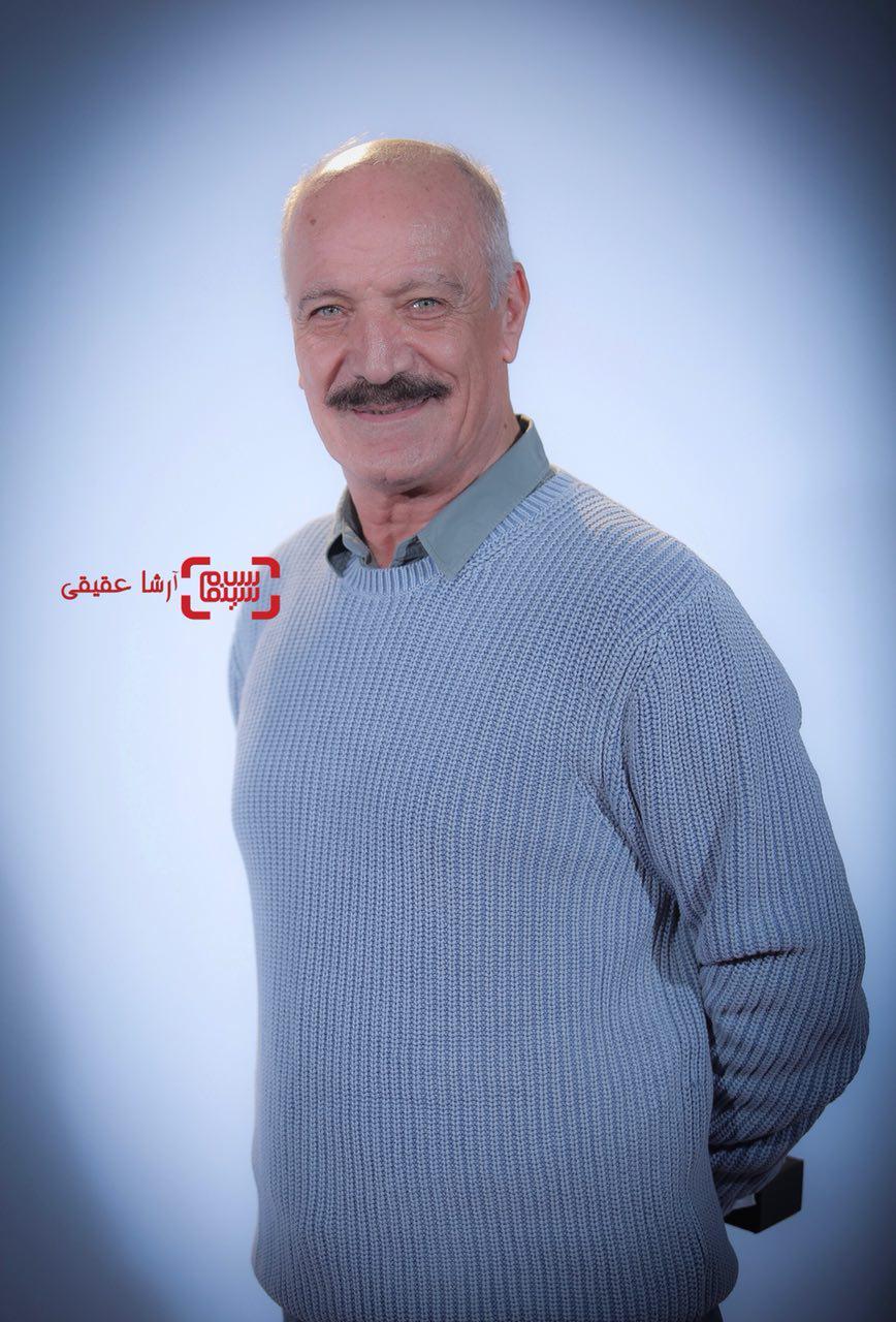 سعید راد در اکران فیلم «دارکوب» در کاخ رسانه جشنواره فیلم فجر36