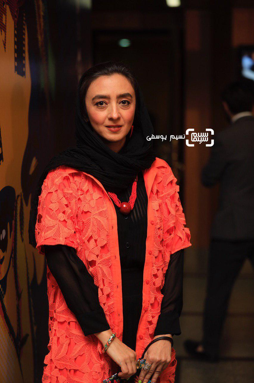 سحر عصرآزاد - پنجمین جشن عکاسان سینمای ایران/ گزارش تصویری
