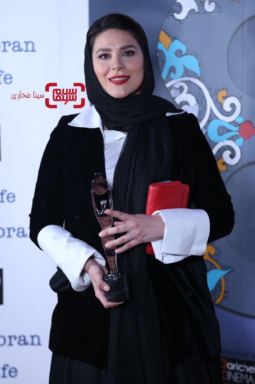 عکسسحر دولتشاهی در هشتمین جشنواره فیلمهای ایرانی استرالیا