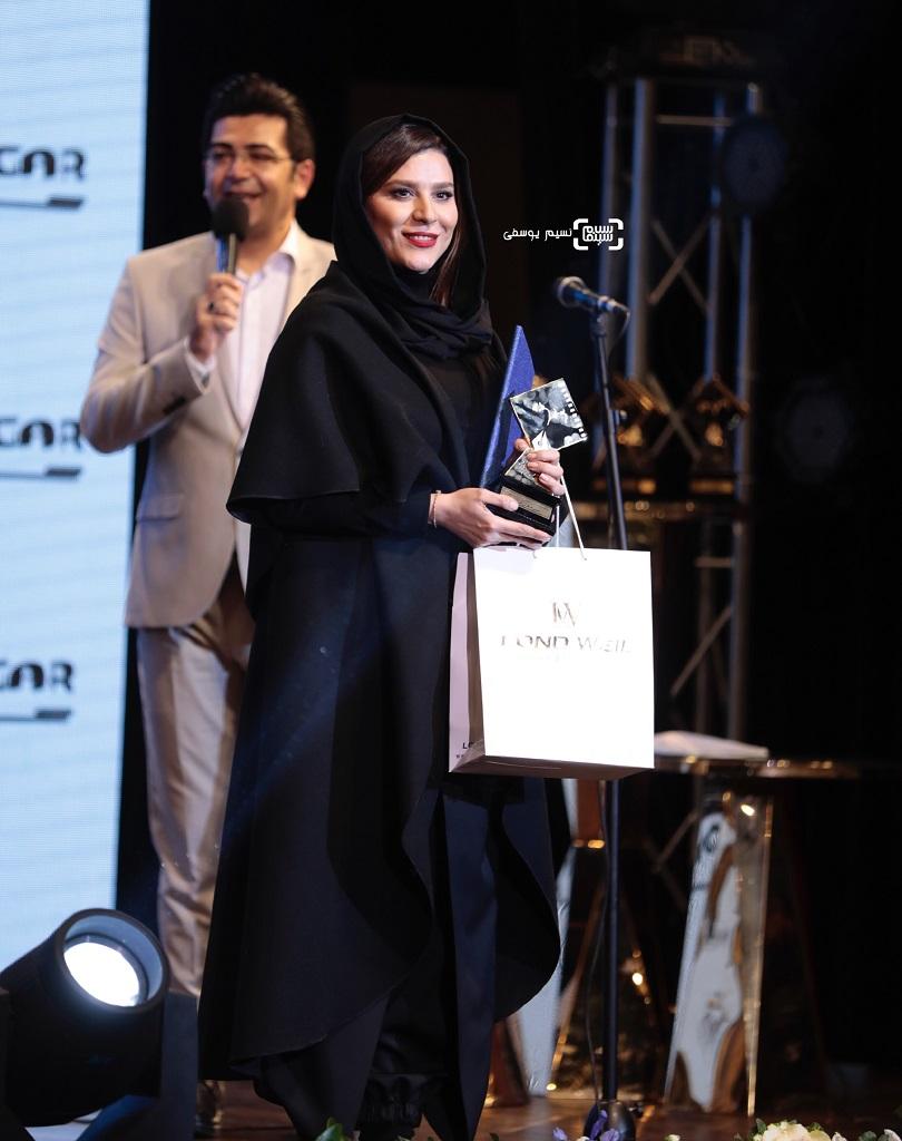 بهترین بازیگر نقش مکمل زن: سحر دولتشاهی برای عرق سرد