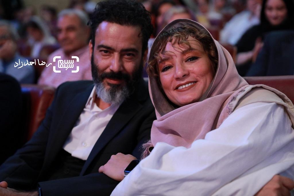 سحر ولد بیگی و نیما فلاح/ بیست و یکمین جشن خانه سینما