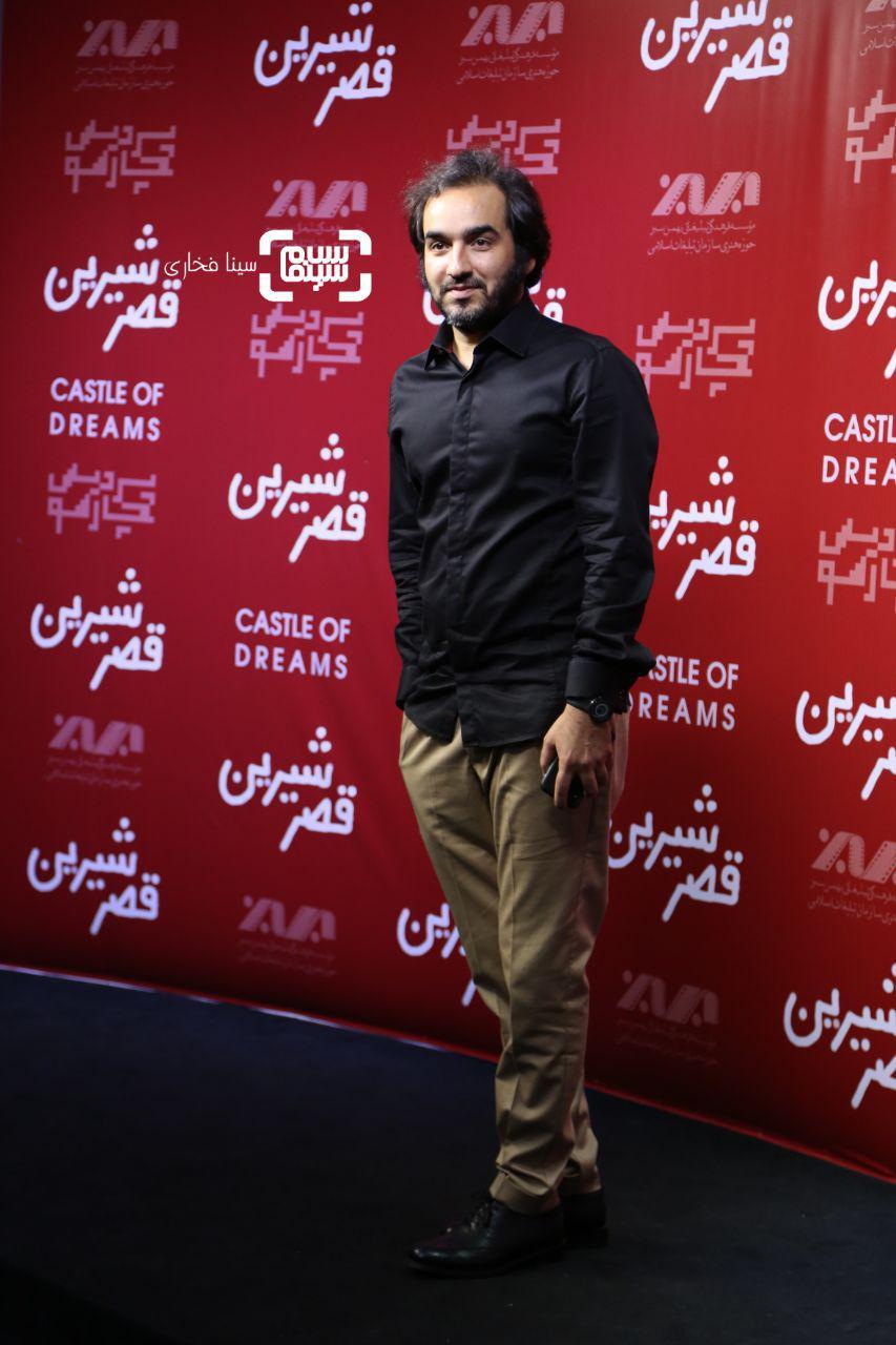 عکس سجاد افشاریان فیلم «قصر شیرین»
