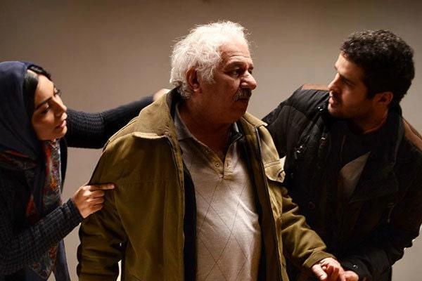 پیرمردهای ماندگار سینمای ایران- فروشنده
