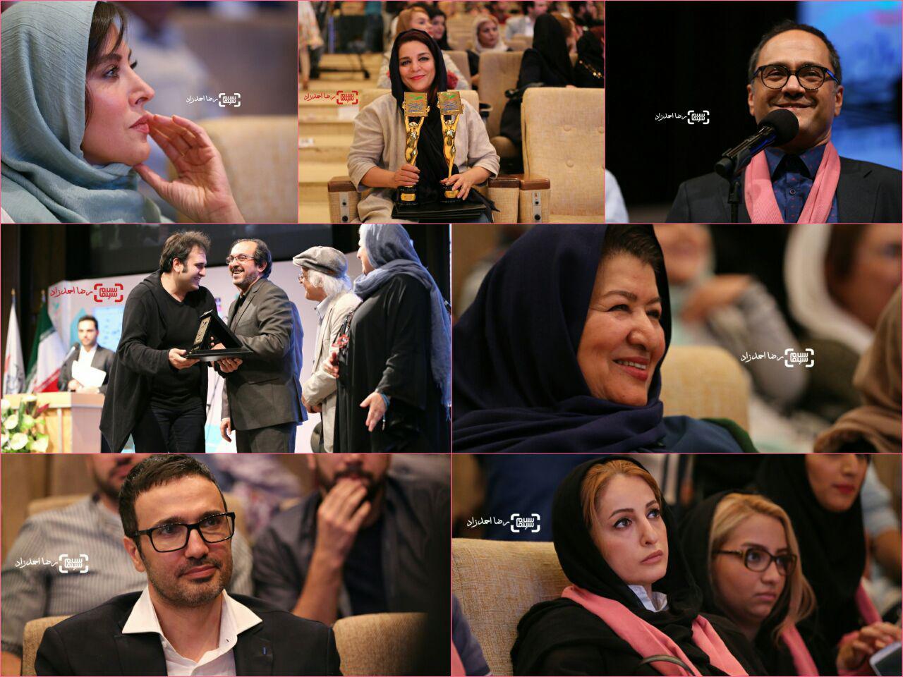 گزارش تصویری اختتامیه نخستین جشنواره فیلم سلامت
