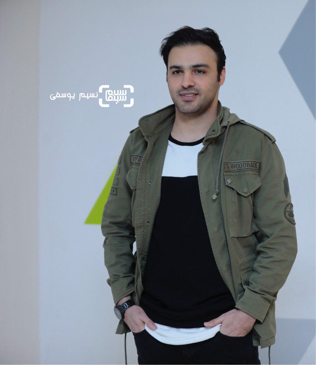 سامان صفاری اکران خصوصی فیلم «پارادایس»/ گزارش تصویری
