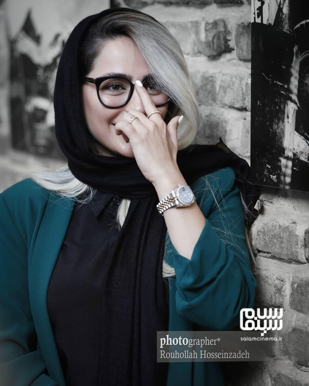 سمانه پاکدل - نمایشگاه عکس برزخ