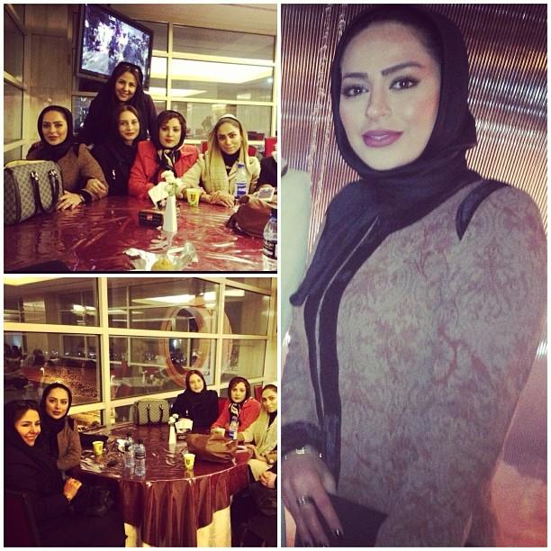 سمانه پاکدل سی و دومین جشنواره فیلم فجر