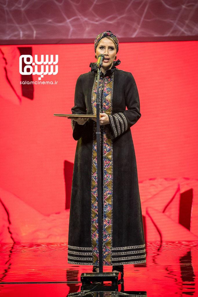 سمیرا ذکایی در جشنواره بین المللی فیلم شبهای تالین 2018
