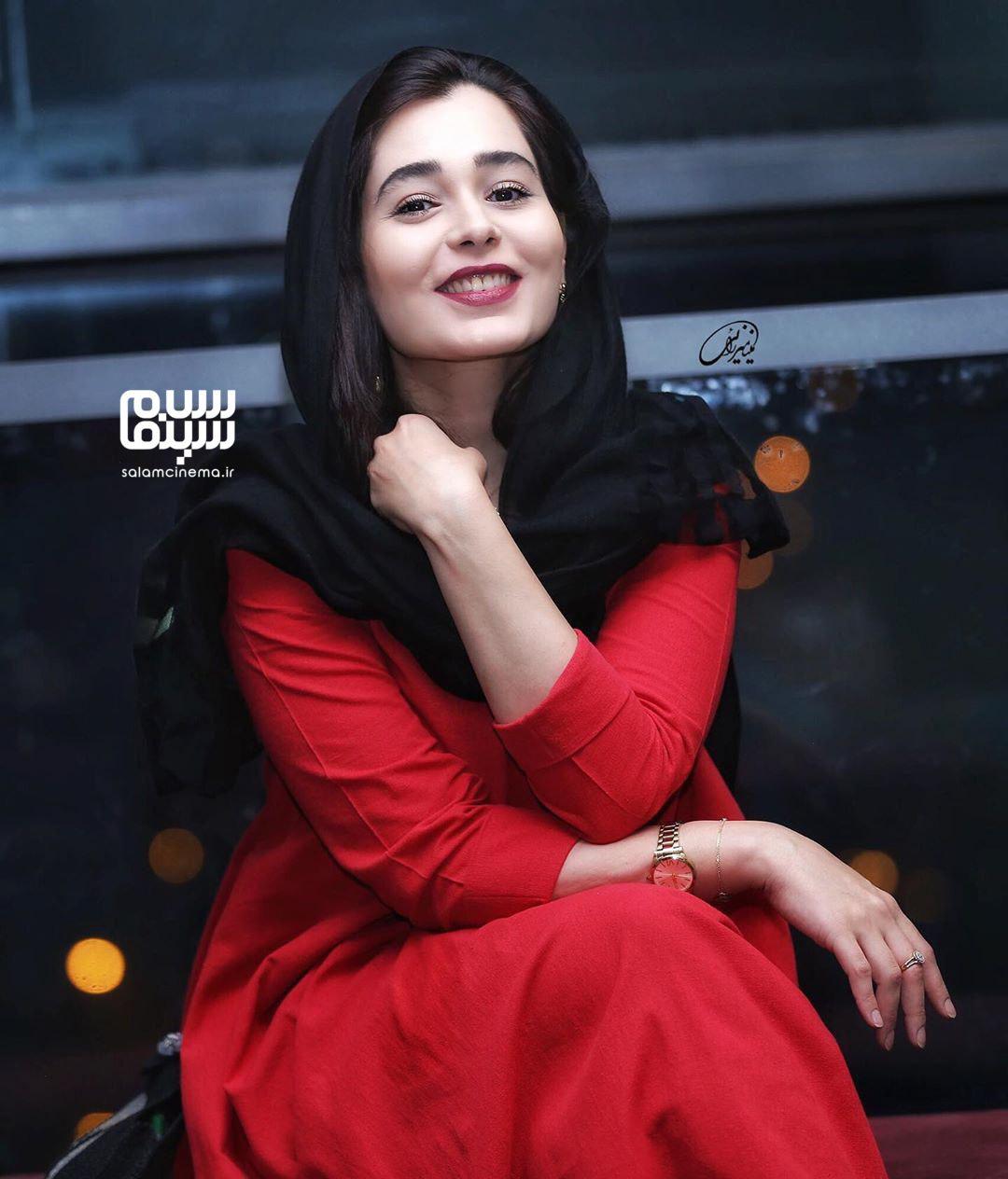 سانیا سالاری - اکران خصوصی فیلم مطرب - سینما چارسو