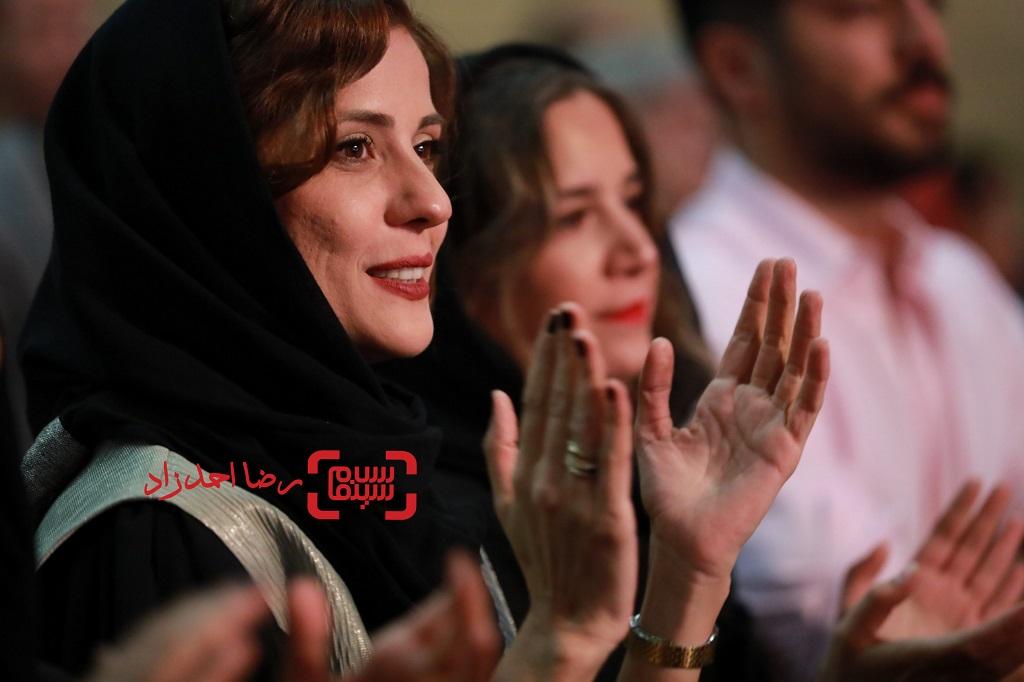 سارا بهرامی/ بیست و یکمین جشن خانه سینما/ گزارش تصویری 1