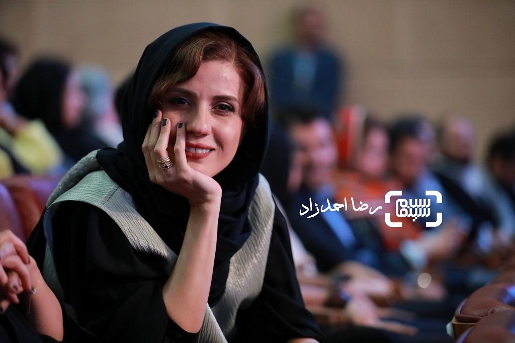 سارا بهرامی / بیست و یکمین جشن خانه سینما/ گزارش تصویری 1