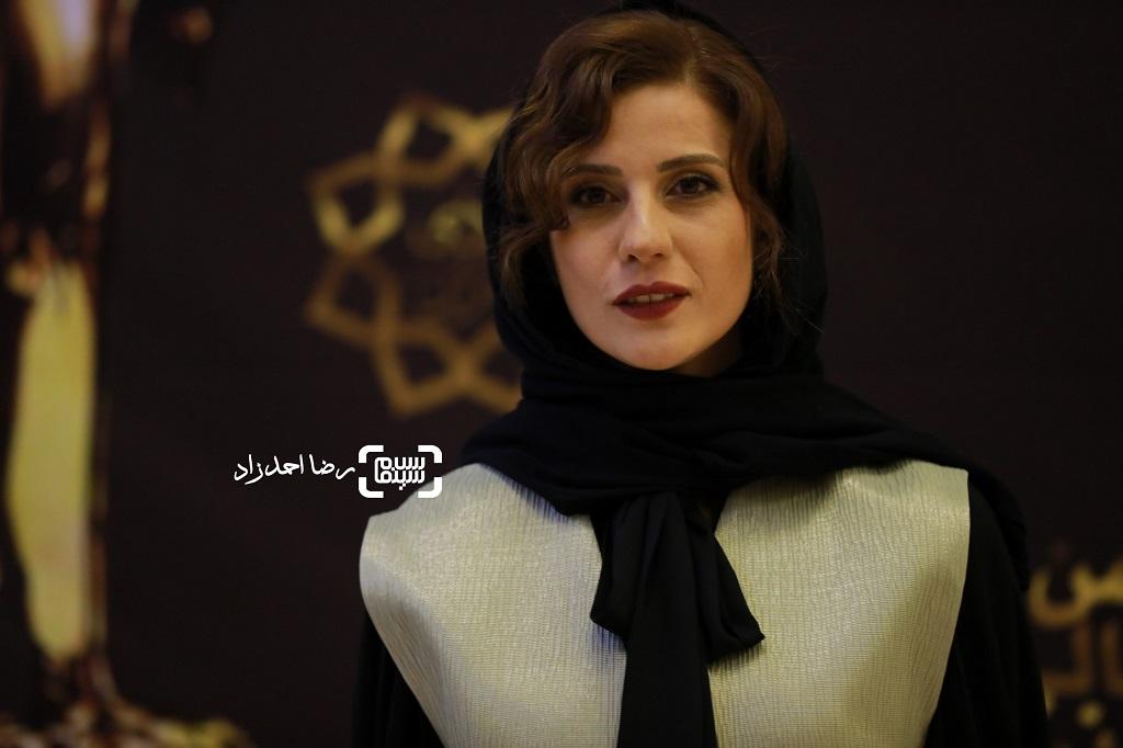 سارا بهرامی / جشن خانه سینما/ گزارش تصویری 1