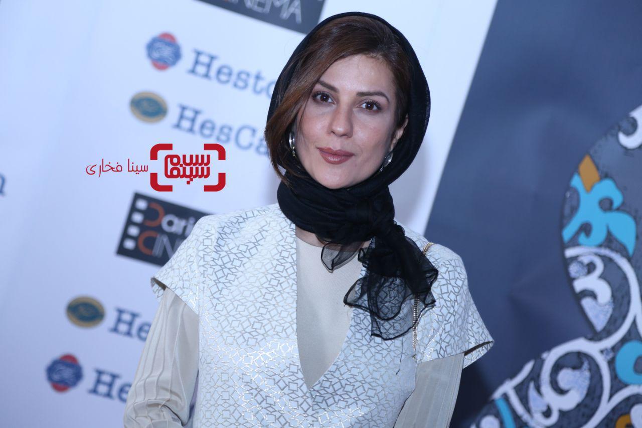 سارا بهرامیدرهشتمین جشنواره فیلمهای ایرانی استرالیا