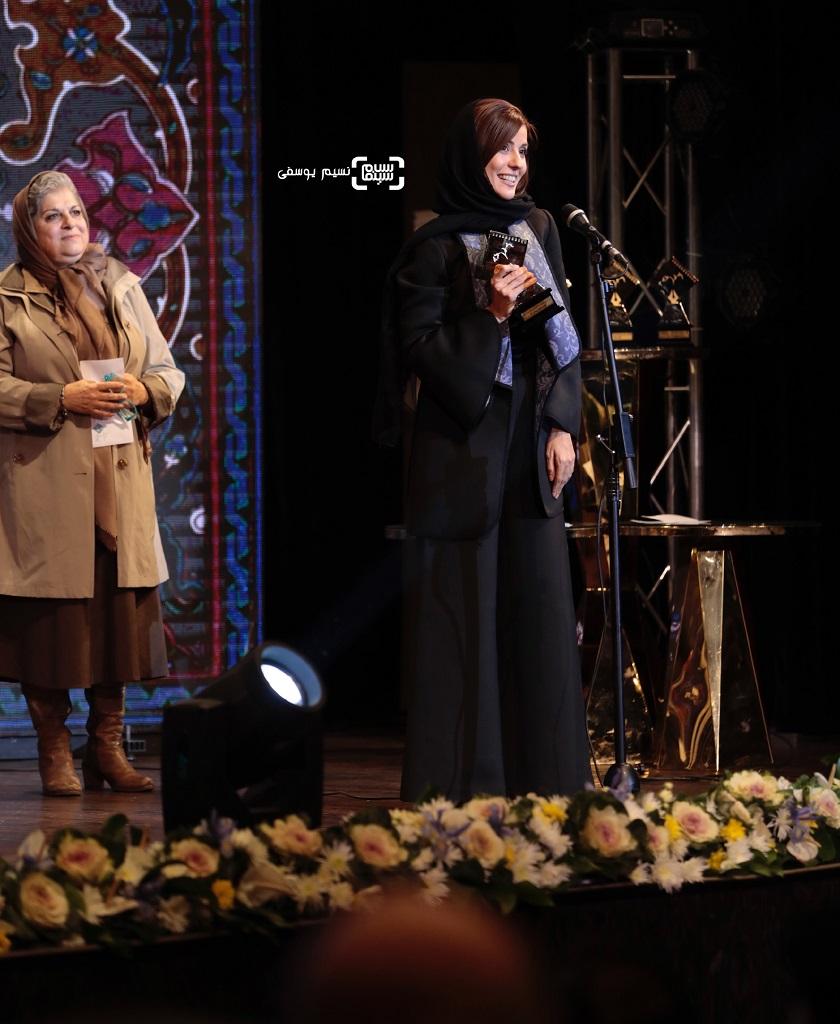 بهترین بازیگر نقش اول زن: سارا بهرامی برای فیلم دارکوب